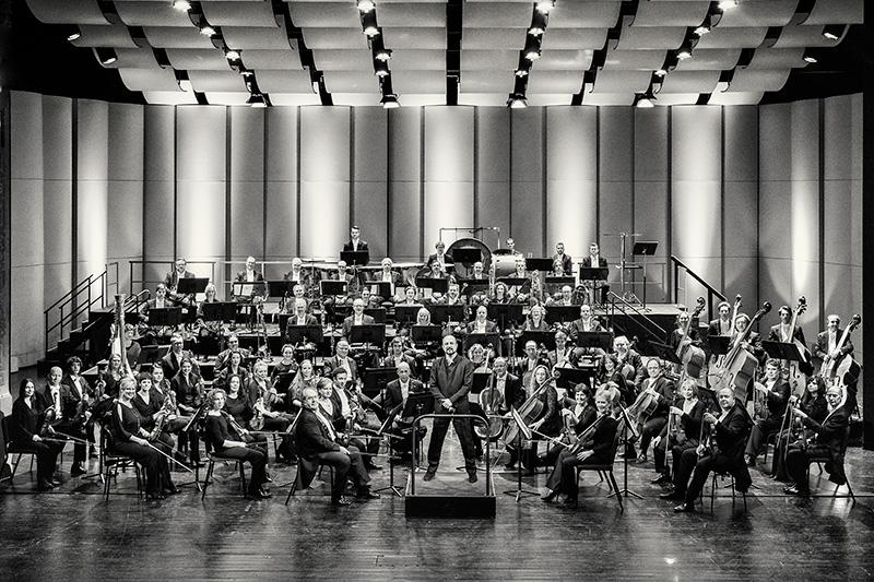 Orkest Opera Vlaanderen, 2017 © Filip Van Roe